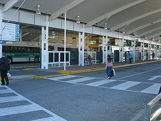 Morley bus station Bus station in Perth, Western Australia