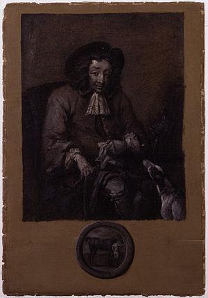 Tregonwell Frampton - Tregonwell Frampton, portrait by John Wootton.