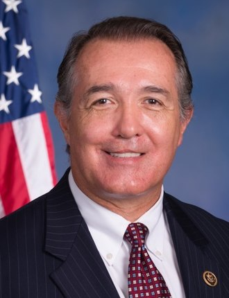 Arizona's 2nd congressional district - Image: Trent Franks, official portrait, 114th Congress (cropped)