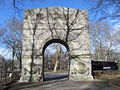 Treptow Soviet war memorial 4 arch from inside.jpg