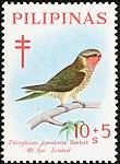 Trichoglossus johnstoniae 1969 stamp of the Philippines.jpg