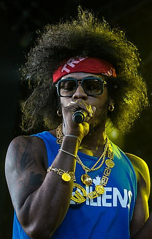 Trinidad James - James performing in August 2013