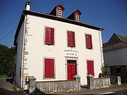 Troisvilles (Pyr-Atl, Fr) mairie.JPG