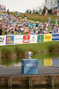 Trophy presentation Open de France 2013 t174414.jpg