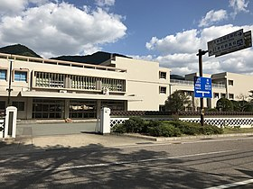 Tsuwano High School 20170503-1.jpg