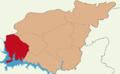 Tunceli location Çemişgezek.png