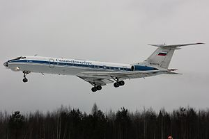 Tupolev Tu-134AK, Russia - Air Force AN1472223.jpg