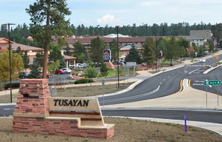 Tusayan, Arizona Town in Arizona, United States