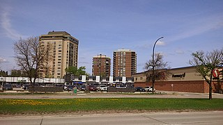 Tuxedo, Winnipeg Suburb of Winnipeg, Canada
