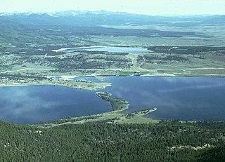Twin Lakes Dam