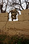 U.S. and Coalition Forces Mentor Afghan National Army in Dismount Patrol DVIDS251830.jpg