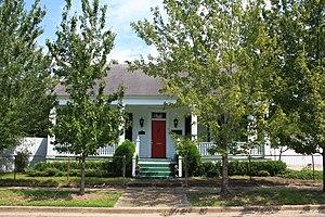U. J. Cleveland House - Image: U. J. Cleveland House 01