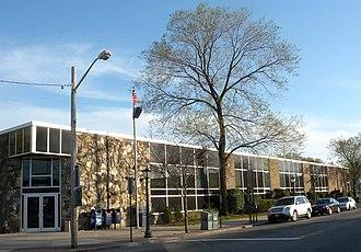 Lynbrook, New York - Lynbrook post office