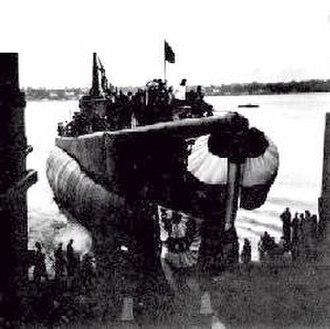 USS Bullhead - Image: USS Bullhead