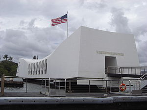USS Arizona Memorial, Oahu, Hawaii, USA5.jpg