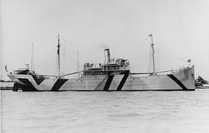 United States Shipping Board Merchant Fleet Corporation - Image: USS Banago 19 N 14856