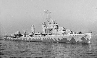 <i>Benson</i>-class destroyer U.S. Navy ship class (built 1939–1943)
