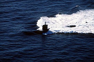 USS <i>Omaha</i> (SSN-692) Los Angeles-class nuclear-powered attack submarine of the US Navy