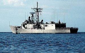 USS Stark (FFG-31) - USS Stark FFG-31