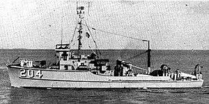 USS Thrush