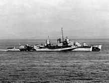 USS Walke (DD-723) in Lingayen Gulf on 9 January 1945 (80-G-K-2516).jpg