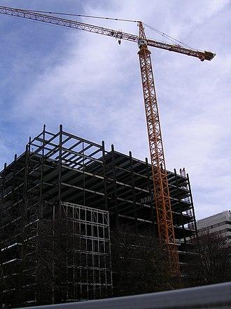 U.S. Bank Tower (Sacramento) - Image: US Bank Tower Sacramento construction