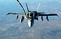 US Navy 041222-F-3188G-057 An F-A-18C Hornet receives fuel from a U.S. Air Force KC-10 Extender.jpg