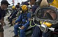US Navy 060621-N-9851B-004 U.S. Navy and Royal Thai Navy divers prepare for a MK-21 familiarization dive aboard the salvage ship USS Salvor (ARS 52). The training was part of the Thailand phase of exercise Cooperation Afloat Re.jpg