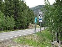 UT-143 East near Mammoth Creek - panoramio.jpg