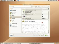 പ്രമാണം:Ubuntu install and remove.ogv