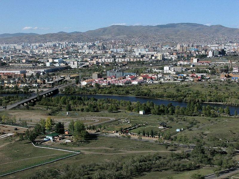 Ulan-Bator, Mongolia