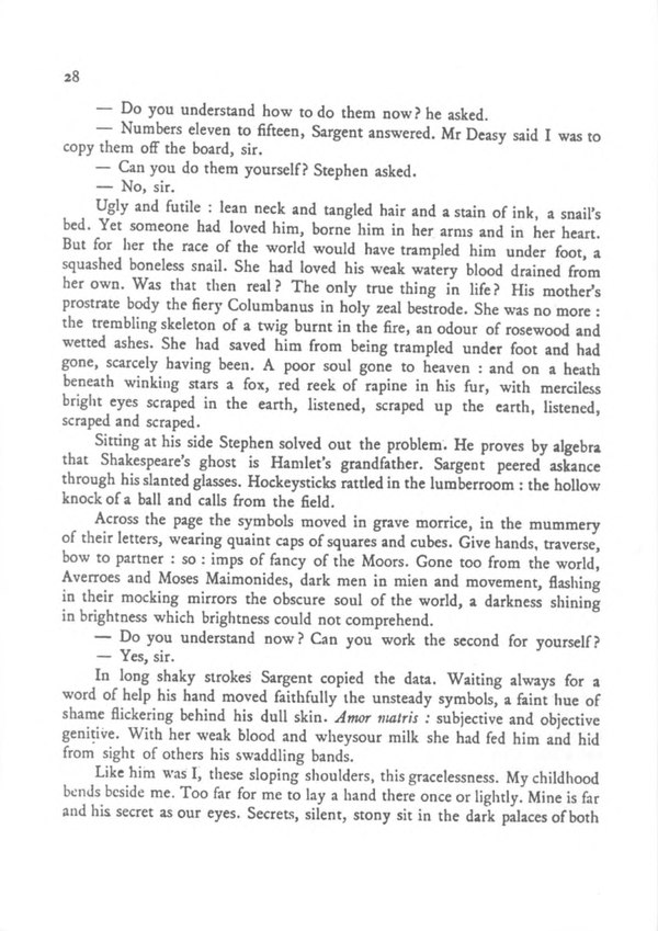 james joyce annotated bibliography Araby is a short story by james joyce published in his 1914 collection dubliners plot through first-person narration, the reader is annotated hypertext version of araby araby public domain audiobook at librivox.