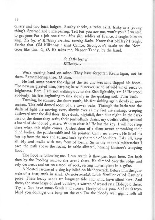 James Joyce, Lord Byron, Earl of Rochester, Walt Whitman