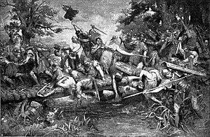 Bitva na Veseře