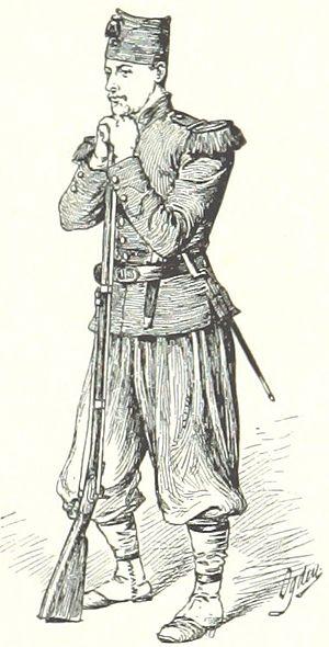 83rd Pennsylvania Infantry - The uniform of the 83rd Pennsylvania