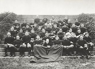 1921 Virginia Cavaliers football team - Image: University of Virginia football team 1921