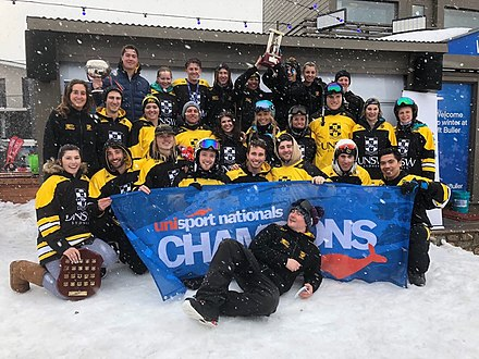 UNSW National Snow Team winning the 2018 Championship Unswnationalssnow2018.jpg