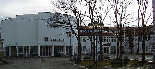 Unterhaching Rathaus