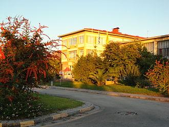 University of Patras - University of Patras, Administration Building A