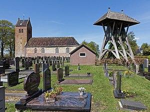Ureterp - St Peter's church