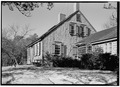 VIEW FROM THE SOUTHEAST - Thomas Hopkins House, Holsbery Lane, Truro, Barnstable County, MA HABS MASS,1-TRU,25-1.tif