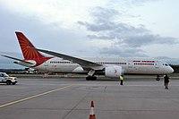 VT-ANK - B788 - Air India