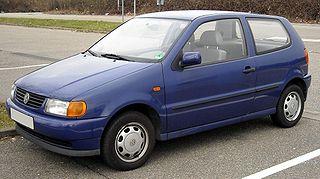 Volkswagen Polo Mk3 Motor vehicle
