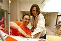VanLuc et Rafaël Nadal - Roland Garros 2006.jpg