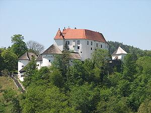 Velenje Castle - Velenje Castle