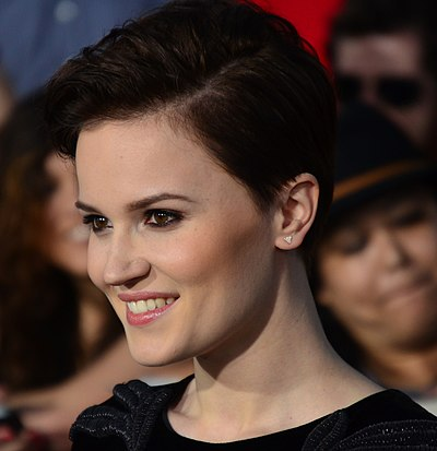 Veronica Roth, American author