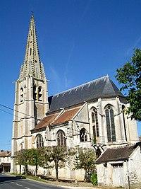 Versigny (60), église.jpg