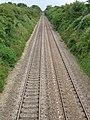 Very straight railway to Bury St. Edmunds - geograph.org.uk - 1401936.jpg