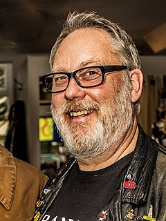 Vic Reeves English comedian