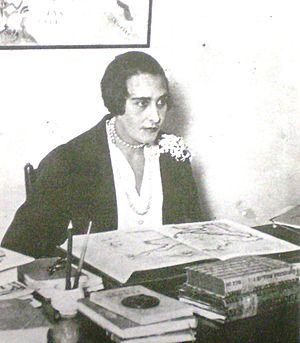 Victoria Ocampo - Victoria Ocampo, c. 1925.